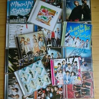 トリプルエー(AAA)のAAA シングルCD+DVD  (ポップス/ロック(邦楽))