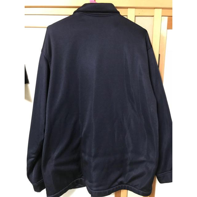 TENDERLOIN(テンダーロイン)の送料込!TENDERLOIN 初期物 コーチジャケット ネイビー 裏地ワッフル地 メンズのジャケット/アウター(ナイロンジャケット)の商品写真