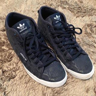 アディダス(adidas)のアディダス スニーカー 24㎝(スニーカー)