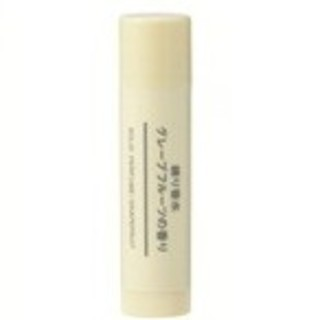 ムジルシリョウヒン(MUJI (無印良品))のほぼ新品 無印良品練り香水・グレープフルーツの香り 4g(香水(女性用))