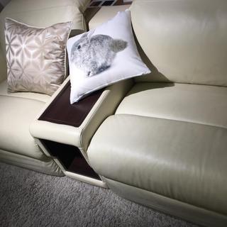 電動リクライニングソファー 中(リクライニングソファ)