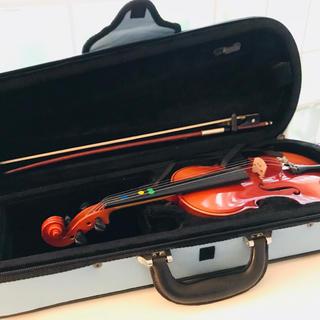 スズキ(スズキ)のSUZUKIヴァイオリン 1/8 子供用 鈴木バイオリン(ヴァイオリン)