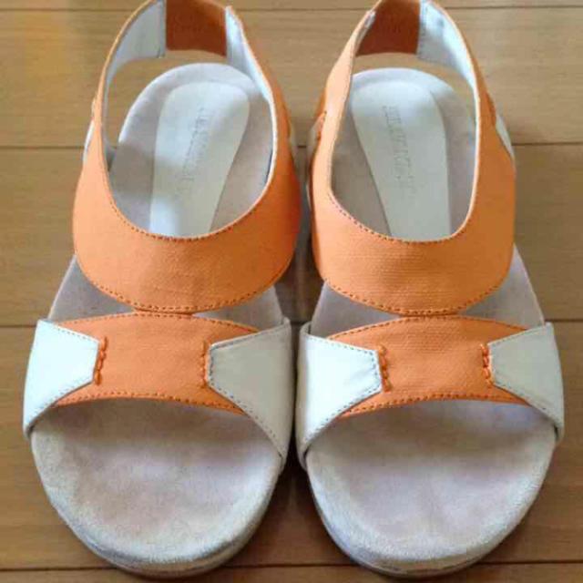 Jil Sander(ジルサンダー)のジルサンダー サンダル23.5 レディースの靴/シューズ(サンダル)の商品写真