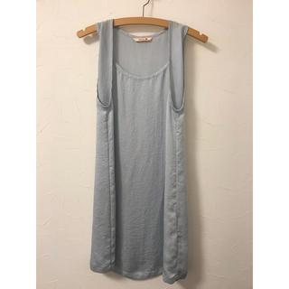 エディション(Edition)のノースリーブシャツ エディション トゥモローランド BACCA(シャツ/ブラウス(半袖/袖なし))