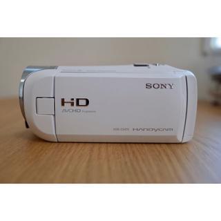 ソニー(SONY)のソニー ビデオカメラ HDR-CX470(ビデオカメラ)