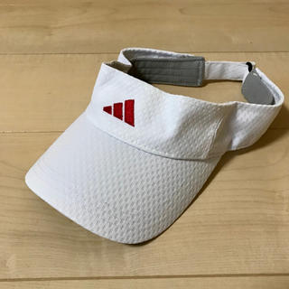 アディダス(adidas)のサンバイザー アディダス✨美品です(その他)