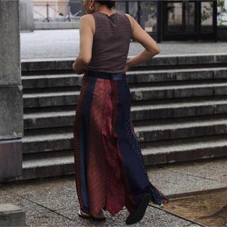 ジョンリンクス(jonnlynx)の週末のみお値下げ!fumika uchida ネクタイ スカート(ロングスカート)