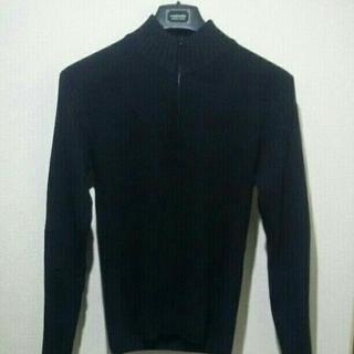 ビリドゥーエ(BIGLIDUE)の[定価8万円]BIGLIDUE ニットセーター M サイズ(ニット/セーター)