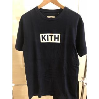 シュプリーム(Supreme)のS サイズ kith box logo tee ボックスロゴ(Tシャツ/カットソー(半袖/袖なし))