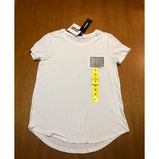 ダナキャランニューヨークウィメン(DKNY WOMEN)の新品 Tシャツ サイズ S DKNY(Tシャツ(半袖/袖なし))