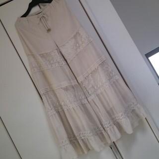 リズリサ(LIZ LISA)のにゃ様ご購入☆シフォン&レース☆送料込み(カジュアルパンツ)