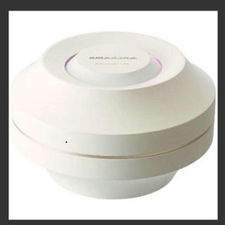 アマダナ(amadana)の【新品未使用 】amadanaクレベリンLED 空間清浄器 AXF-CL1-W(空気清浄器)