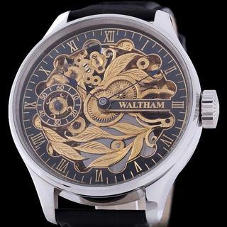 ウォルサム(Waltham)のウォルサムのメンズ アンティーク   限定 懐中時計 ユンハンス ユリスナルダン(腕時計(アナログ))