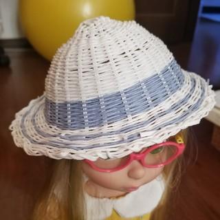 ディズニー(Disney)のドール用麦わら帽子(人形)