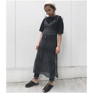スライ(SLY)の新品☆SLY レースキャミソール(Tシャツ(半袖/袖なし))