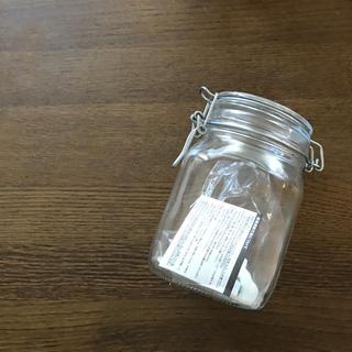 ムジルシリョウヒン(MUJI (無印良品))の新品未使用品 無印良品 保存 密閉 容器 ソーダガラス(容器)