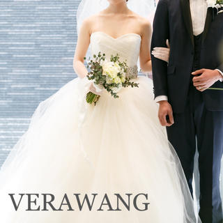 ヴェラウォン(Vera Wang)の☆ fufuri028さま専用☆ verawang バレリーナ US4(ウェディングドレス)
