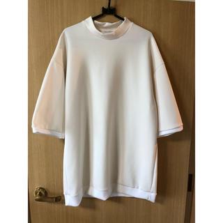 ディガウェル(DIGAWEL)のD介様専用  DIGAWEL BIG HIGH NECKED S/S(Tシャツ/カットソー(七分/長袖))