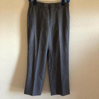 ダークグレー パンツ(スラックス/スーツパンツ)