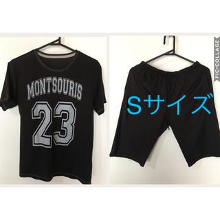 ジーユー(GU)の送料込★GU ルームウェア 黒(Tシャツ/カットソー(半袖/袖なし))