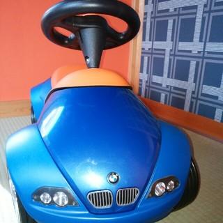 ビーエムダブリュー(BMW)の手渡しOK!未販売品!BMW 乗用玩具!レア(電車のおもちゃ/車)