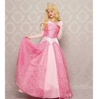 シークレットハニー(Secret Honey)のオーロラ姫 グリーティングドレス(衣装)