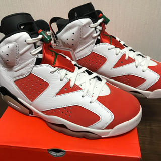 ナイキ(NIKE)の28cm AIR JORDAN 6BE LIKE MIKE GATORADE(スニーカー)