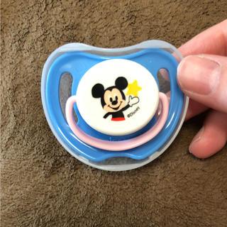 ディズニー(Disney)のミッキーマウス おしゃぶり 0〜3ヶ月(その他)
