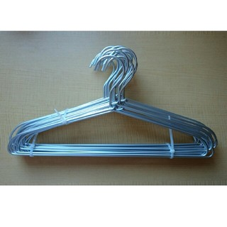 ムジルシリョウヒン(MUJI (無印良品))の無印良品 アルミハンガー41cm 20本(押し入れ収納/ハンガー)