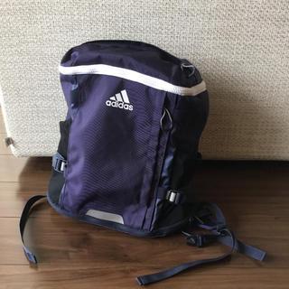 アディダス(adidas)の美品☆アディダス リュック18L(登山用品)