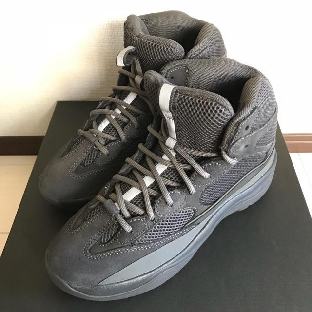 adidas(アディダス)のイアンコナー着用 yeezy season 6 rat boots ブーツ メンズの靴/シューズ(スニーカー)の商品写真