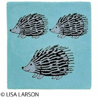 リサラーソン(Lisa Larson)のリサラーソン クッションカバー ハリエット(クッションカバー)