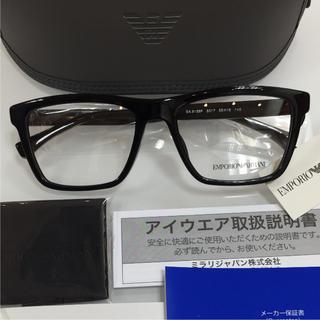 エンポリオアルマーニ(Emporio Armani)の定価23,760円 エンポリオアルマーニ EA3138F 5017 メガネ 眼鏡(サングラス/メガネ)