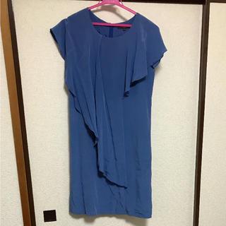 デミルクスビームス(Demi-Luxe BEAMS)のDemi-Luxe BEAMS ドレス(ミディアムドレス)