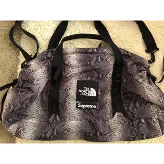 シュプリーム(Supreme)のSupreme north face duffel bag(ボストンバッグ)