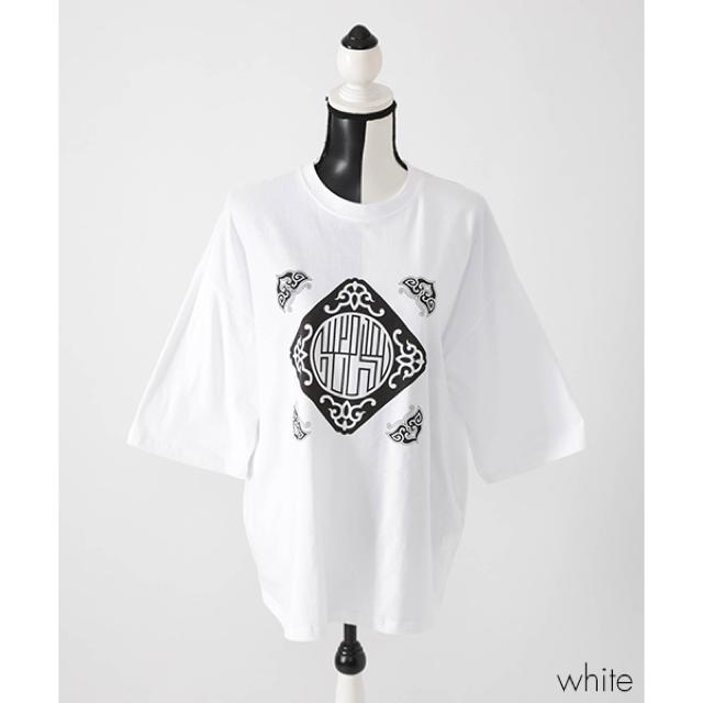 FUNKY FRUIT(ファンキーフルーツ)のさよ様専用出品 レディースのトップス(Tシャツ(半袖/袖なし))の商品写真