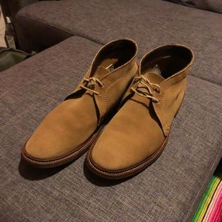 オールデン(Alden)のオールデンスウェードブーツ(ブーツ)