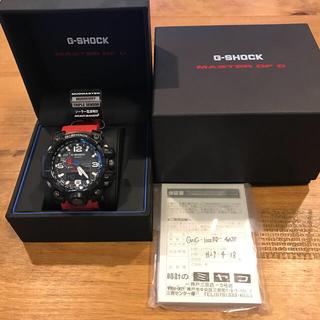 ジーショック(G-SHOCK)のG SHOCK MAD MASTER レスキューレッド 限定品(腕時計(デジタル))