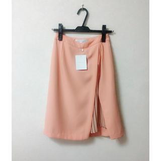 マーキュリーデュオ(MERCURYDUO)の新品MERCURYDUOプリーツスカート(ミニスカート)