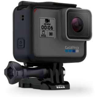 ゴープロ(GoPro)のゴープロCHDHX-601-FWウェアラブルカメラHERO6ブラックエディション(コンパクトデジタルカメラ)