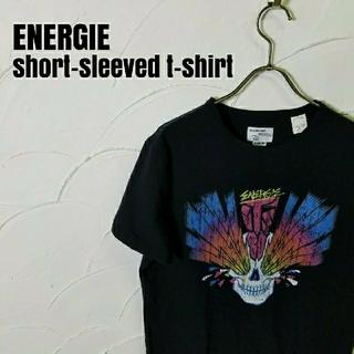 エナジー(ENERGIE)のENERGIE/エナジー  半袖プリントTシャツ(Tシャツ/カットソー(半袖/袖なし))