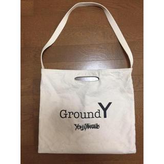 ワイスリー(Y-3)のGroundY Yohji yamamoto(ボディーバッグ)