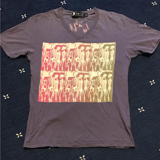 アンディウォーホル(Andy Warhol)のANDY WARHOL by HYSTERIC GLAMOUR tシャツ(Tシャツ/カットソー(半袖/袖なし))