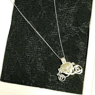 《107》天然石のネックレス(ネックレス)