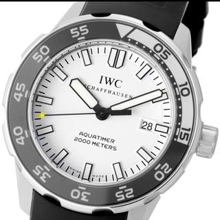 インターナショナルウォッチカンパニー(IWC)の【専用】IWC アクアタイマー  IW356811 (腕時計(アナログ))