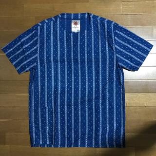 アールディーズ(aldies)のナスングワム ブルキナシャツ(Tシャツ/カットソー(半袖/袖なし))