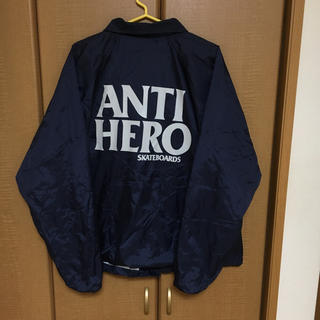 アンチヒーロー(ANTIHERO)のanti hero アンチヒーロー コーチジャケット(ナイロンジャケット)