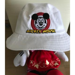 ディズニー(Disney)のWEGO ミッキー ハット 帽子 大人用(ハット)