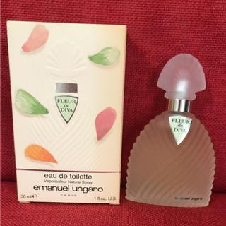 エマニュエルウンガロ(emanuel ungaro)のemanuel ungaro ウンガロ 香水 オードトワレ(香水(女性用))