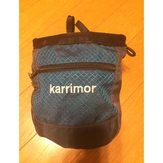 カリマー(karrimor)のカリマー karrimor ウエストポーチ(登山用品)